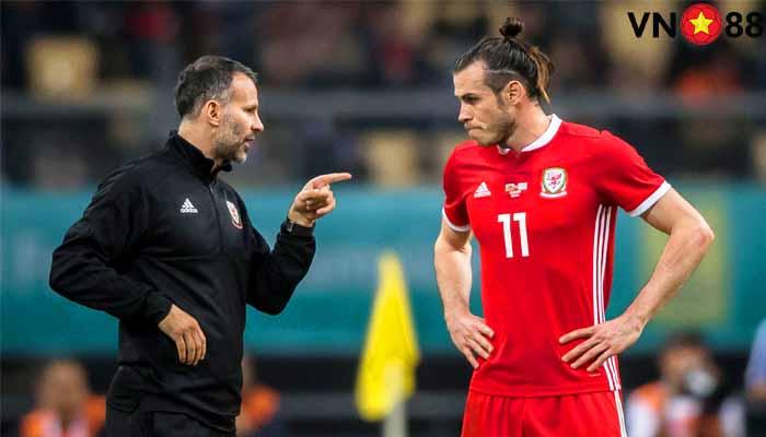 Bale có tên trong đội hình xứ Wales dù cho đang bị chấn thương