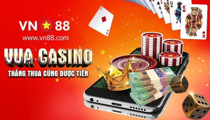Chơi casino dù bạn thắng hay thua đều nhận thưởng
