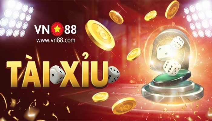 Tài Xỉu Online của VN88 ăn tiền thật