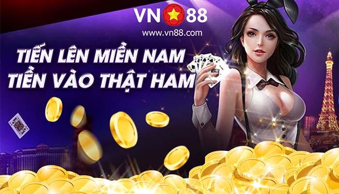 Tiến Lên Miền Nam Online VN88