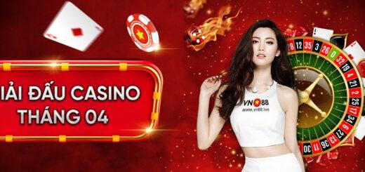 Casino tranh đấu - Trở thành vua để nhận phần thưởng cực chất