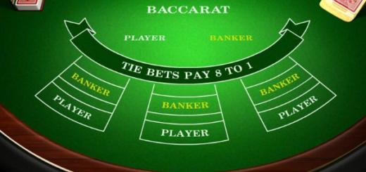 Cách đi tiền Baccarat: Đặt cược baccarat sao cho hiệu quả?
