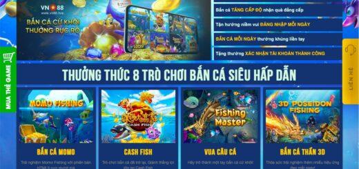 Giới thiệu web bắn cá miễn phí cực HOT sieubanca.net