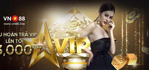 SIÊU HOÀN TRẢ VIP LÊN TỚI 3000 VND