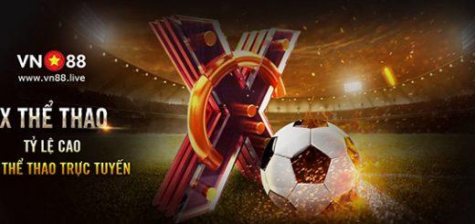 VN88 ra mắt siêu phẩm cá cược thể thao: X – Thể thao