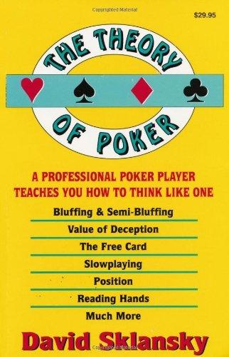 The Theory of Poker (Thuyết Poker)
