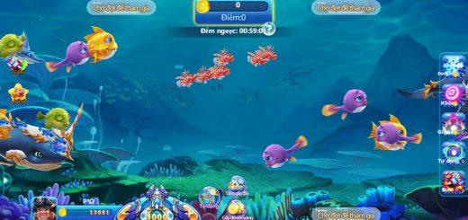 Chơi game bắn cá siêu thị đổi thưởng 3D online hot nhất hiện nay