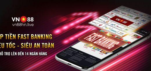 Fast Banking - Phương thức Gửi tiền mới nhanh gọn với 2 lần nhấp chuột
