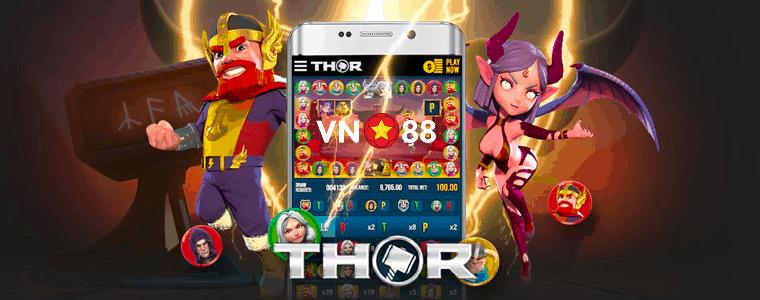 Hướng dẫn chơi game Thor VN88