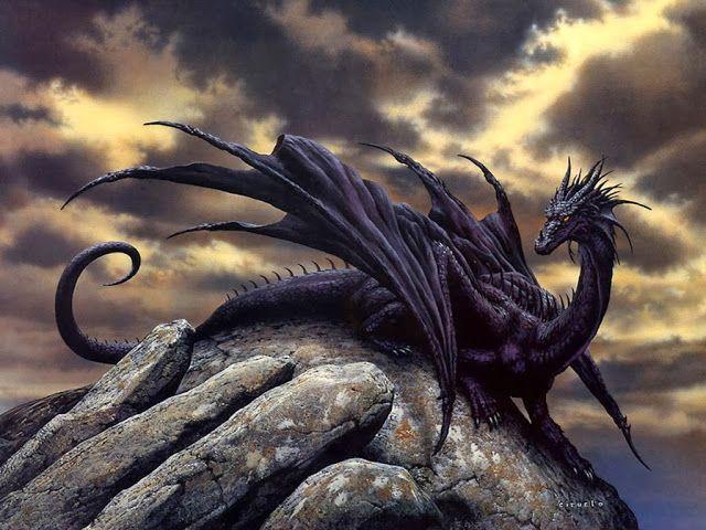 Mơ thấy rồng đen đánh con gì?